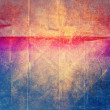 Photo: Distressed bright funky background