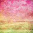 Distressed pink funky background — Stock Photo
