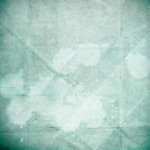Green distressed funky background — Stock Photo