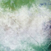 Distressed green funky background — Stock Photo