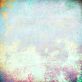 Distressed bright funky background — Stock Photo