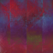 Red and blue grunge paper texture — Stock Photo