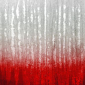 Red and gray grunge paper texture, vintage background — Stock Photo