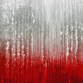 Kırmızı ve gri grunge kağıt dokusu, antika arka plan — Stok fotoğraf