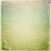 Green and gray grunge paper texture — Foto de Stock