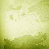 Green grunge paper texture — Stock Photo