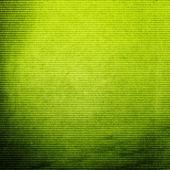 Zelený grunge papír textury — Stock fotografie