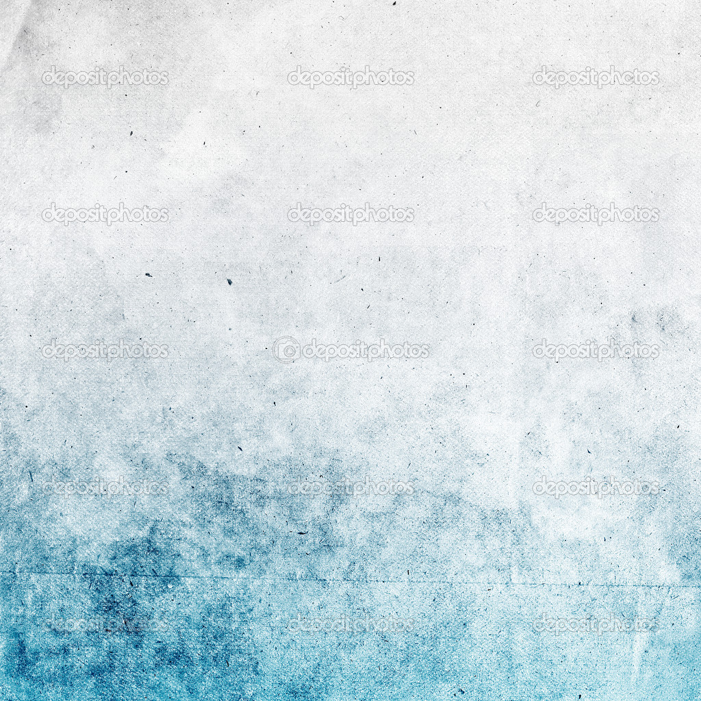 Blue and gray grunge paper texture — Stock Photo ...