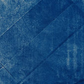 Blue grunge paper texture — Stock Photo