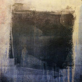 Dark grunge paper texture, vintage background — Stock Photo