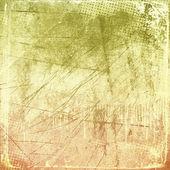Shabby grunge paper texture, vintage background — Stock Photo