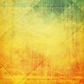 Colorful grunge paper texture, vintage background — Stock Photo