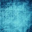 Blue grunge wallpaper — Stock Photo