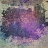 Grunge purple paper texture — Stock Photo