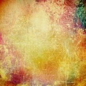 Grunge colorful paper texture — Stock Photo
