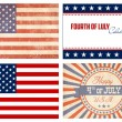 American Set. — Stock Vector #33769365