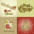Christmas Cards — Stock Vector #34062771