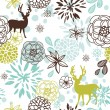 Christmas patterns — Stock Vector #34063655
