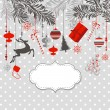 Christmas background — Stock Vector #34452707
