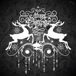 Christmas Ornament — Stock Vector