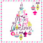 Merry Christmas tree — Stock Vector #34802081