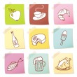 Food icon — Stock Vector #34801013
