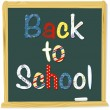 Back to school — Vector de stock #34801209