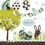 Easter Extravaganza — Stock Vector