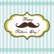 Happy Father's day background — Stock Vector #34802185
