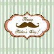 Happy Father's day background — Stock Vector #34802195