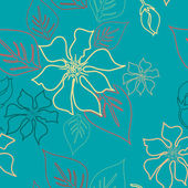 Aloha Pattern — Vector de stock