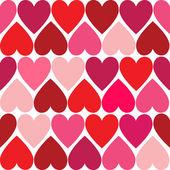 Valentine hearts — Stock Vector
