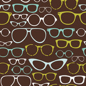 Seamless spectacles — Vector de stock