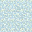 Floral pattern — Vector de stock #35499123