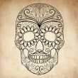 Day of The Dead — Stock Vector #35499275