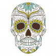 Day of The Dead — Imagen vectorial