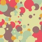 Retro bubbles — Stock Vector #35500251