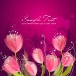 Flower Background — Stock Vector #35501467