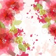 Flower background — Stock Vector #35501681
