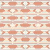 Pattern in aztec style — ストックベクタ