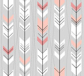 Pattern in retro style — Stock Vector
