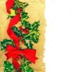 Christmas border — Stock Photo #8100238