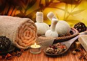 Spa masáž — Stock fotografie