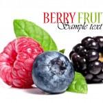 Berry fruit — Stock Photo #24432967