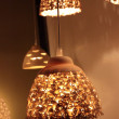 Stock Photo: Lamps light