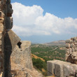 Nimrod Fortress National Park — Stock Photo