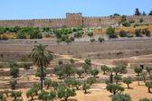 Gravesat, cidade velha de jerusalém — Foto Stock