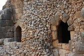 Nimrod Fortress National Park — Stock Photo