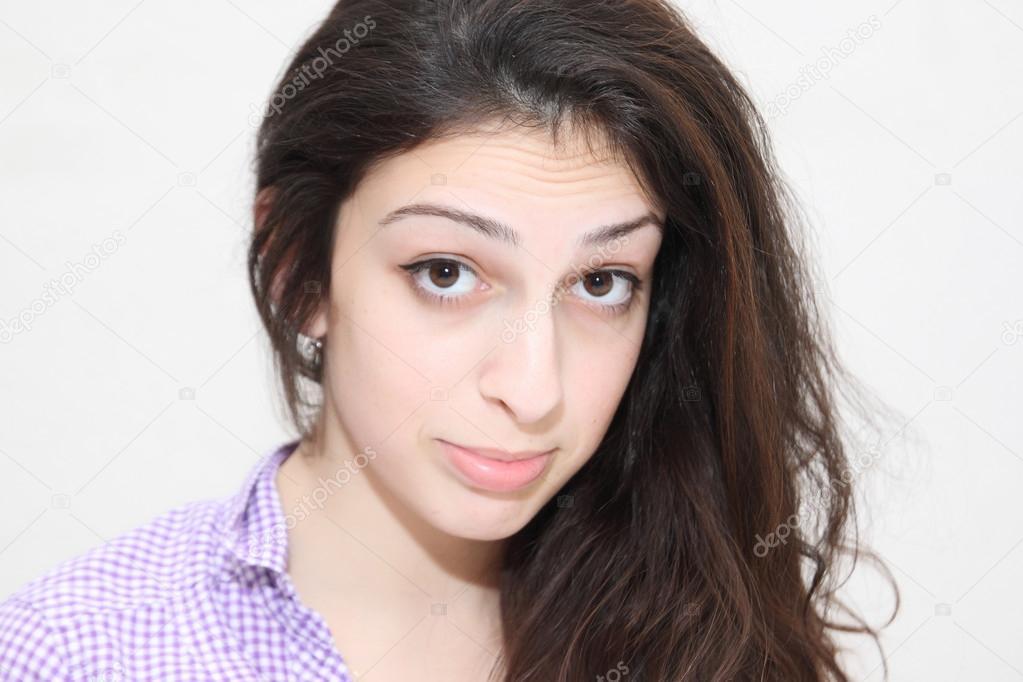 Beautiful 16 Year Old Girl Stock Photo Liliportfolio