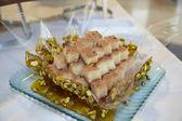 Arabic sweets — Stock Photo